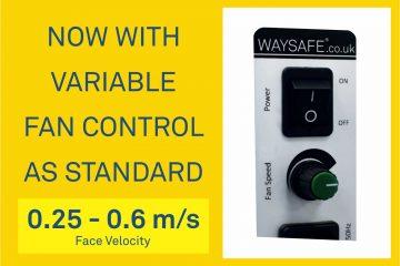 Waysafe Variable Speed Control
